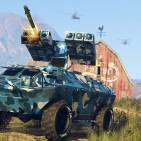 GTA 5 Online Vehicle APC MOC