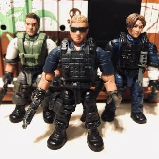Image of: Resident Evil customs