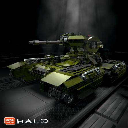 Image of: First Look: Halo 10th Anniversary Scorpion Tank