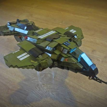 My halo pelican moc, version 1.01