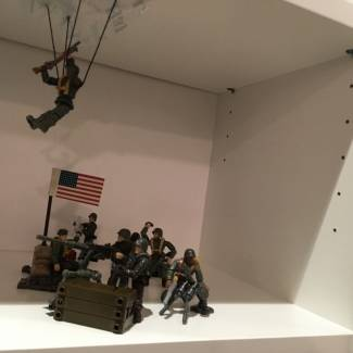 Image of: CoD WWII Figures