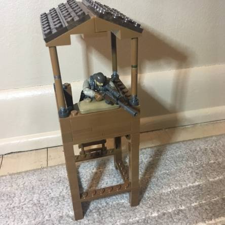 Sniper tower