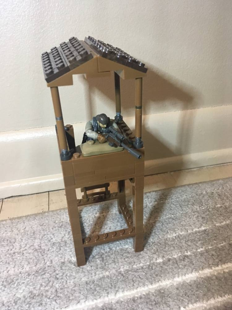 Image of: Sniper tower