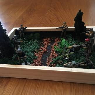 Image of: WWII Model