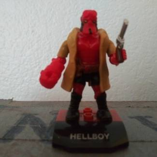 Image of: The Real Hellboy