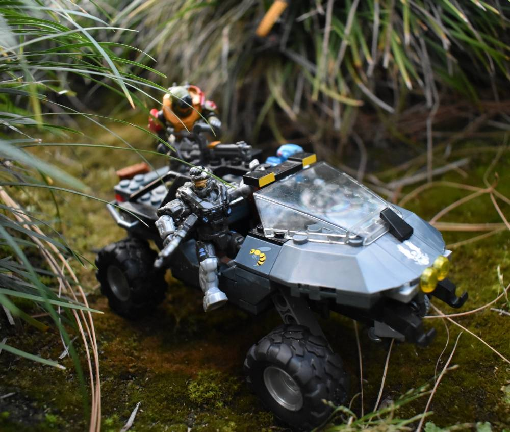 Image of: Warthog Custom
