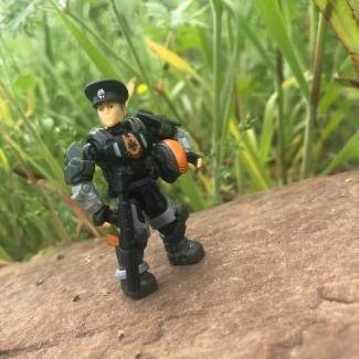 Image of: ODST Sergeant