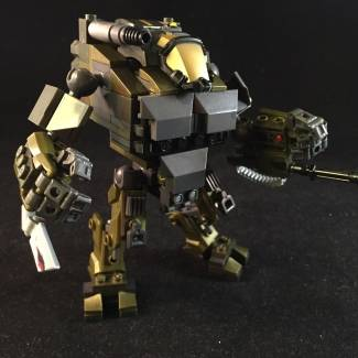 Image of: Custom UNSC Cyclops (Kinsano based)