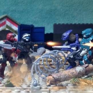 Image of: Mega Construx Winters: Greatest Journey Blind Bags (Nigelninja11's Contest)