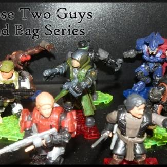 Image of: Those Two Guys Blind Bag series