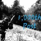 Image of: 1,000th Post