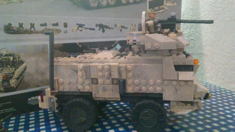 Image of: Anti infantry vehicle