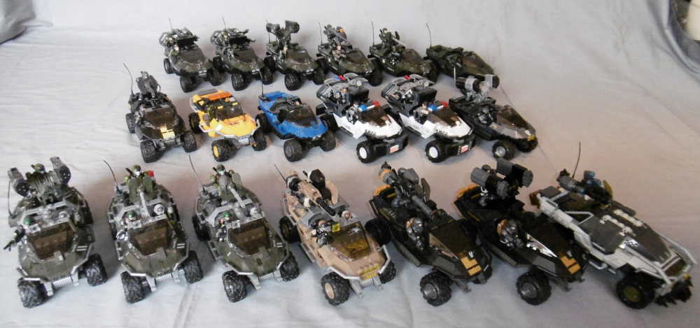 Image of: Hog Wild! Which is YOUR favorite?