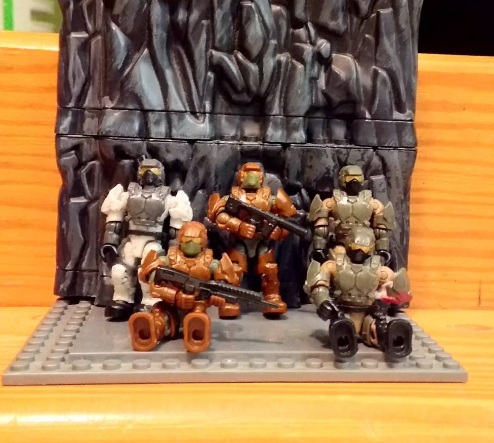 Image of: Halo collection : halo wars marines