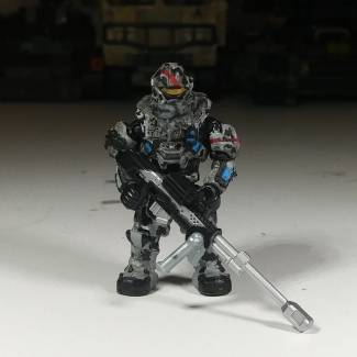 Image of: Sniper Spartan