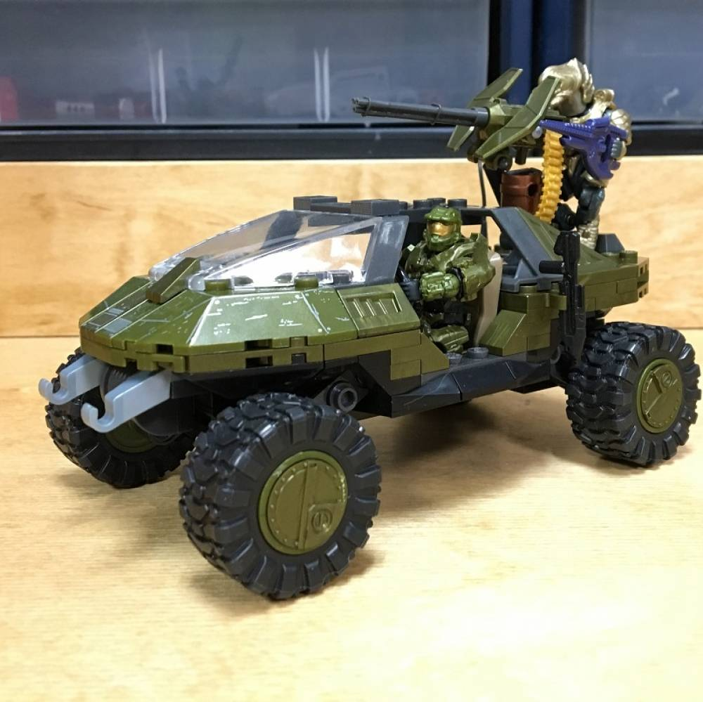 Another Look at the 10th Anniversary Warthog