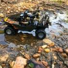 Image of: Rough Terrain