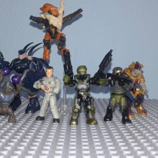 Image of: Halo CE Anniversary (funny moments) mission : Pillar of Autumm part 1