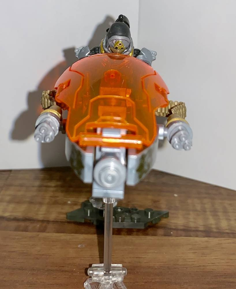 Custom Speeder and Figure