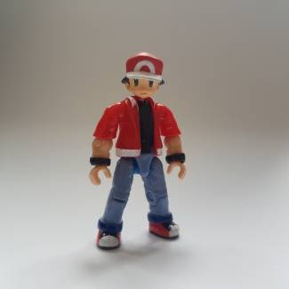 Image of: Pokemon trainer - Red