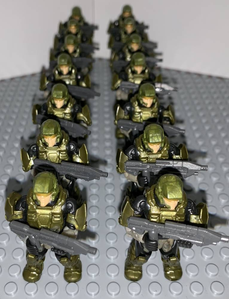 Image of: Marines (or B.P.R.D Agents is what I use them for)