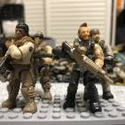 Image of: Delta Force and Navy Seals