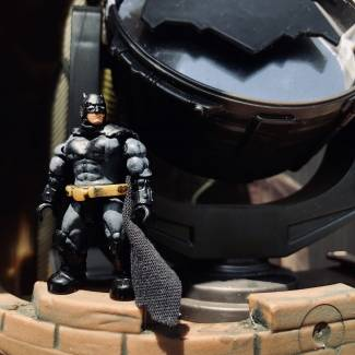 Image of: The Batman