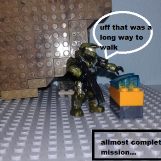Image of: Halo CE Anniversary (funny moments) mission : Assault on the control room part 7