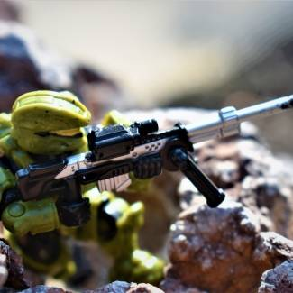 Image of: Sniper in Position
