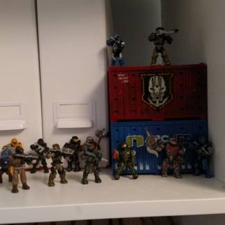 Image of: My collection pt1