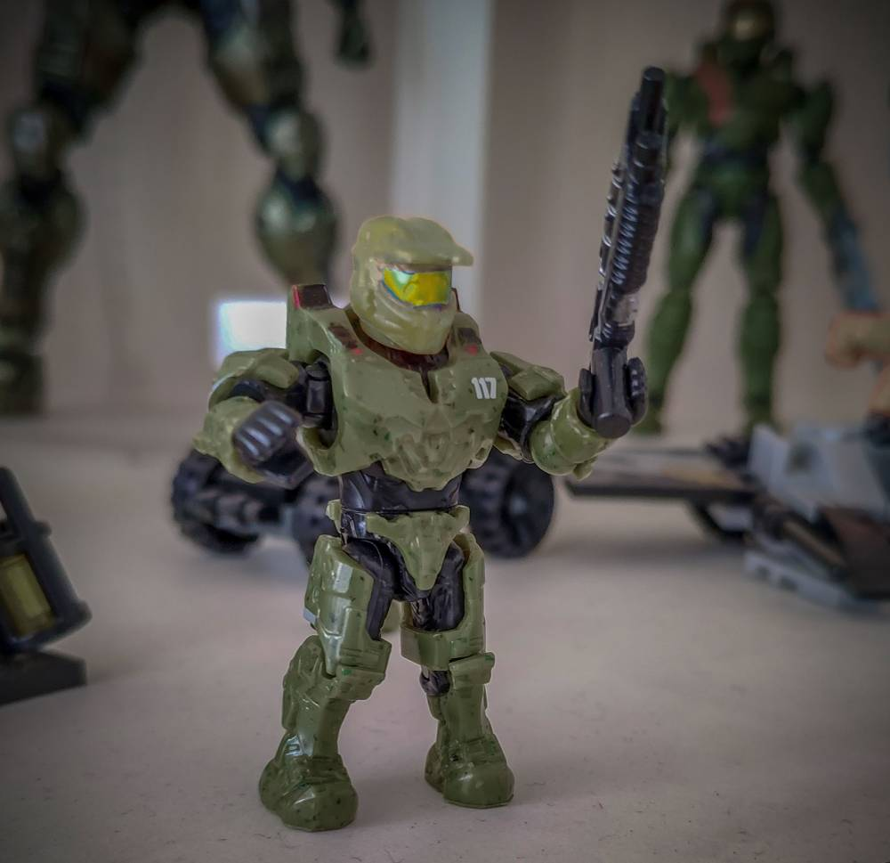 Image of: My Halo Infinite Chief