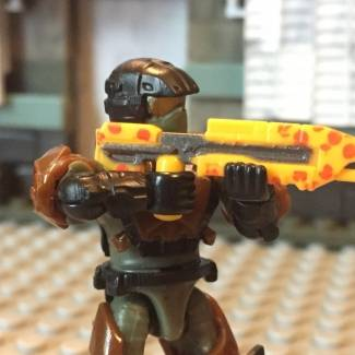 Image of: The Weapons of The Wasteland: Cheetodust