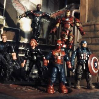 Image of: Avengers Assemble!