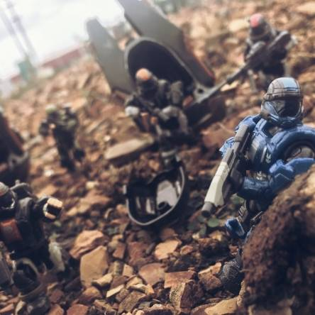 Image of: ODST Troopers