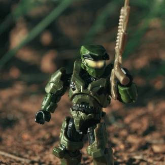 Image of: The Master Chief.