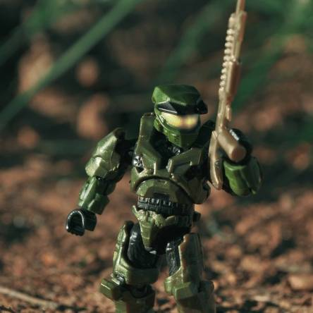 The Master Chief.