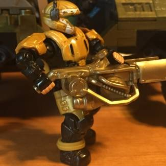 Image of: The Weapons of The Wasteland: Golden Jacks Farmer