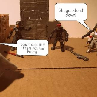 Image of: Battlecorps Stage 2: Part 21