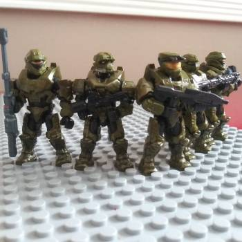 Team of spartans