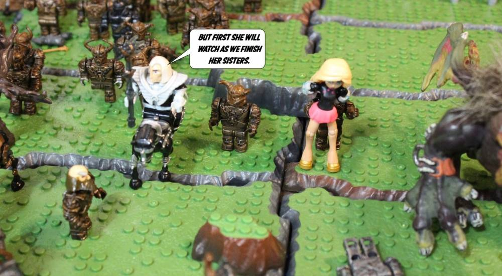 Image of: War of the Gods part Forty Three