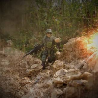 Image of: Ambush 13°35′N 107°43′E Part 2