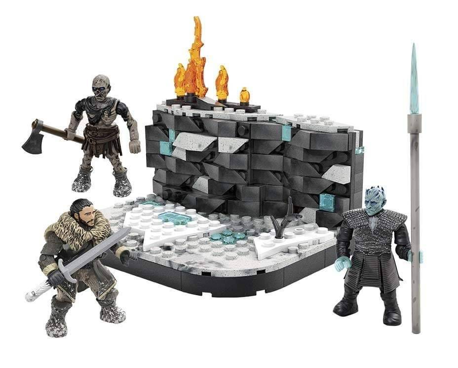 Image of: Mega Construx GoT Battle Beyond The Walls