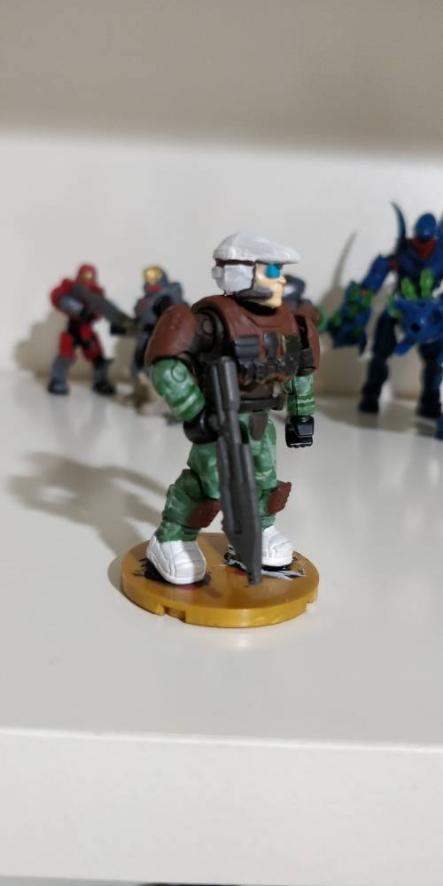 Image of: Halo Reach Army Trooper