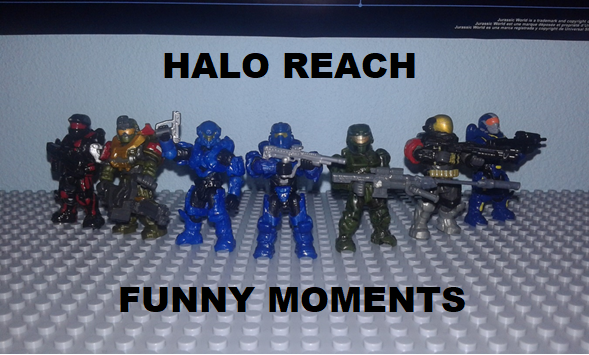 Halo Reach Funny Moments preview