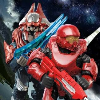 Image of: Halo MegaConstrux Action Serie 6