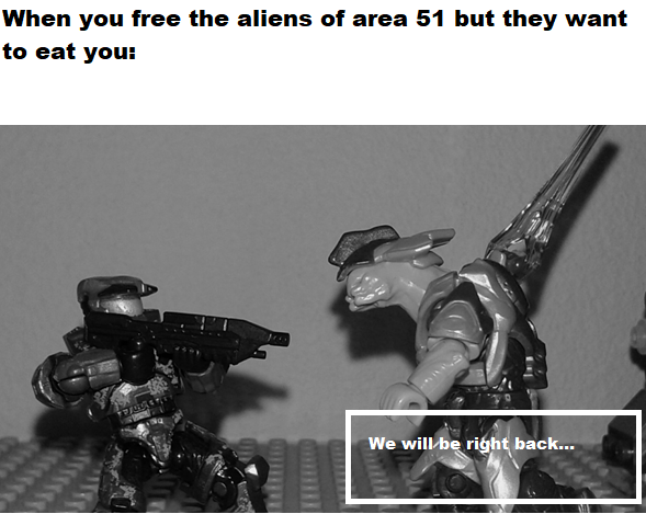 Image of: Area 51 memes