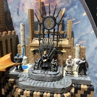 Image of: SDCC Preview: Game of Thrones The Iron Throne