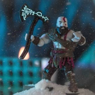 Image of: Cold iron.