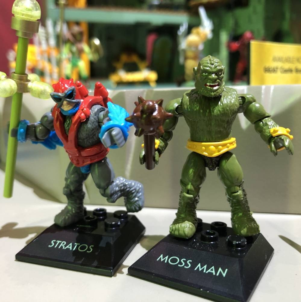 Image of: SDCC Preview: MCX Heroes MOTU Spring Wave