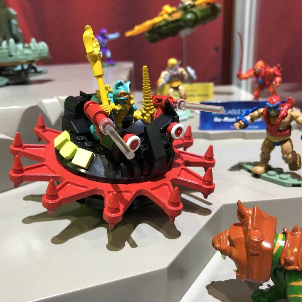 Image of: SDCC Preview: Roton vs Battle Cat!